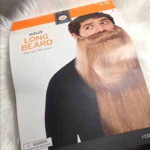 🎃 Adult Long Beard